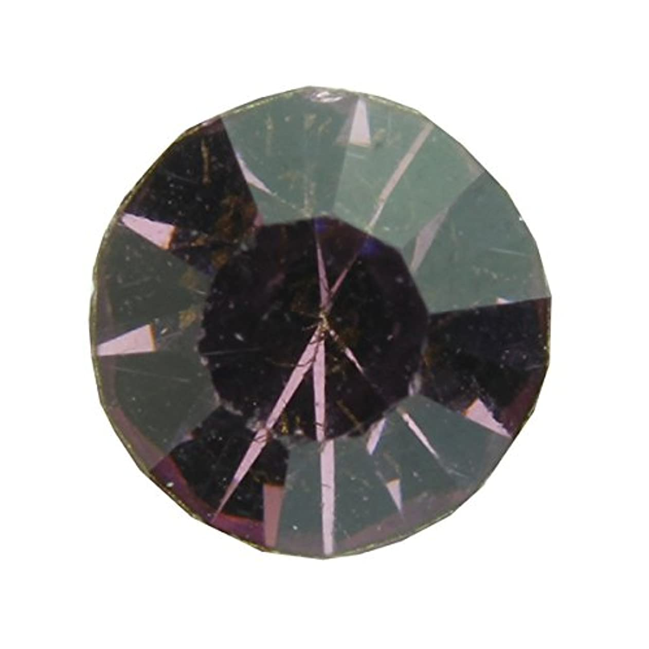 温度計電報超高層ビルアクリルストーンVカット ss12(約3.0mm)(30個入り) アメジスト