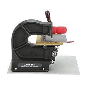 パンドウイット メタルエンボス刻印用プレス機とホイールキット MIM187