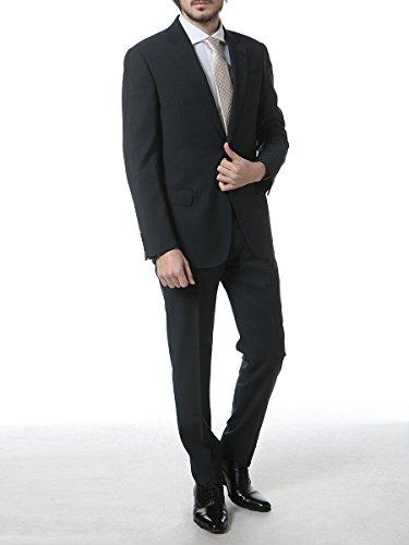 (アルマーニコレッツォーニ) ARMANI COLLEZIONI ウール100% ピンヘッド シングル 2ツ釦 ノータック スーツ [【GAVCVGEBVC210】] [並行輸入品]