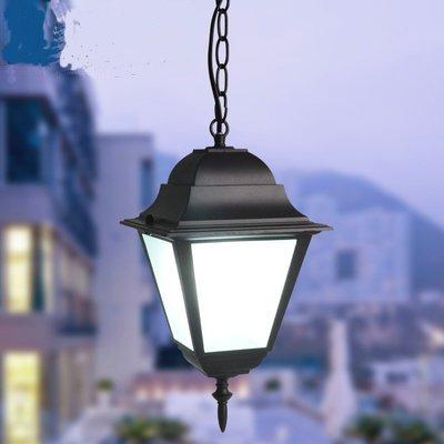 屋外ライト防水屋外LEDペンダントライトレトロロフトガーデン...
