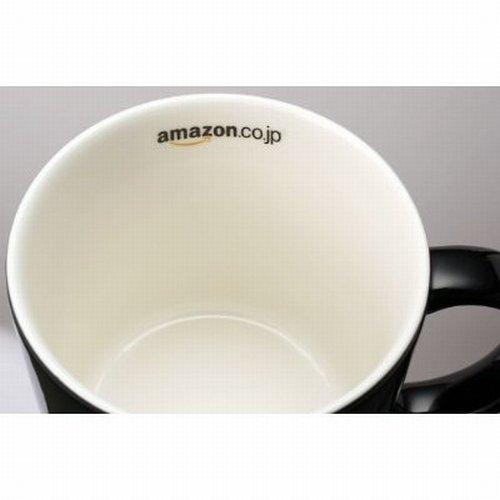 【Amazon.co.jp限定】Amazonオリジナルマグカップ黒