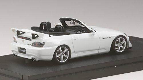 ホビージャパン MARK43 1/43 ホンダ S2000 タイプ S グランプリホワイト