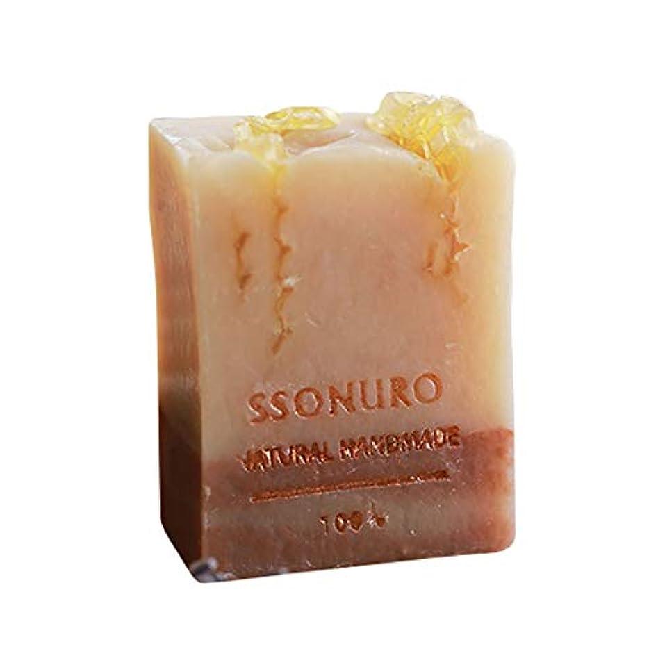 リズミカルなペリスコープホールドオール[The Hyang] 天然 プロポリス 蜂蜜 石鹸 固形 ハチミツ せっけん [並行輸入品]