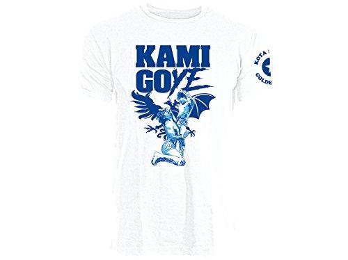 飯伏幸太 「 KAMIGOYE 」 Tシャツ M