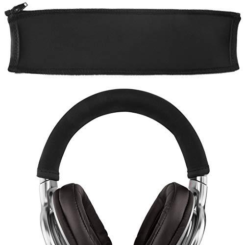 ヘッドバンド カバー Sony ソニー MDR1A, MDR-1ADAC, MDR-1ABT, MDR-1AM2, MDR-1R, MDR-1RNC, MDR-1RBT, MDR-1RMK2 等 ヘッドホン 用 簡単なインストール
