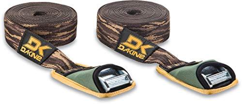 DAKINE(ダカイン) [カー用品] キャリア ストラップベルト 12' (2個 1セット)[ AJ237-974 / B TIE STRAPS12' ] サーフィン 車 持ち運び AJ237-974 CAM_カモフラージュ F