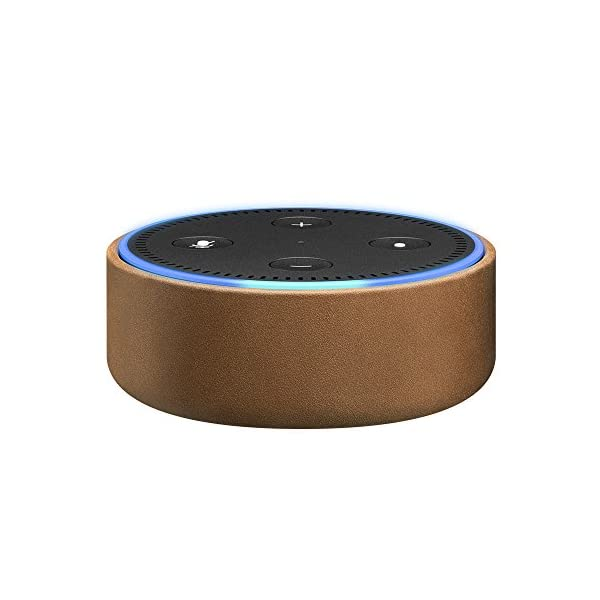 Amazon Echo Dot用レザーケース サ...の商品画像