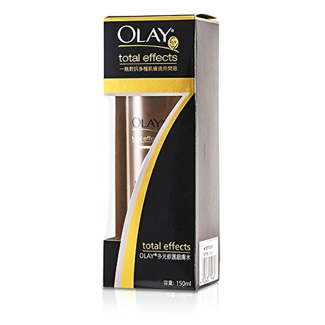 促進する機転香水オレイ トータルエフェクト エンハンシングクリアローション 150ml/5oz並行輸入品