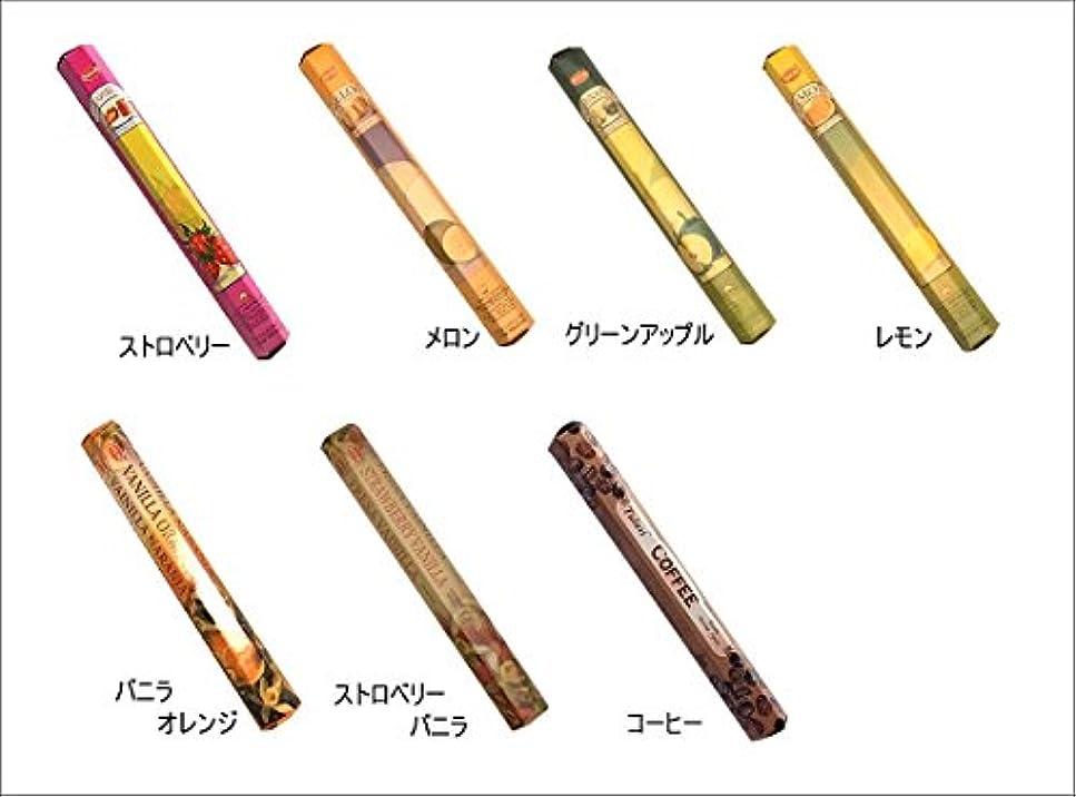 提出する花束ホイストHEM(ヘム)お香:グリーンアップル スティックお香/インセンス/1箱