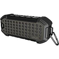 VAVA Bluetoothスピーカー 防水スピーカー アウトドア/野外対応 最大24時間連続再生 IPX6防水規格 Bluetooth 4.1 ポータブル ワイヤレススピーカー 内蔵マイク カラビナ付き VOOM 23 VA-SK004 【18ヶ月間安心保証】