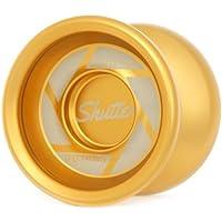 シャッター ブラストゴールド YoYoFactory/ヨーヨーファクトリー フルメタルヨーヨー