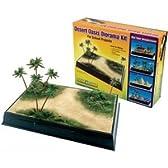 Woodland Scenics Scene-A-Rama Desert オアシス Diorama キット