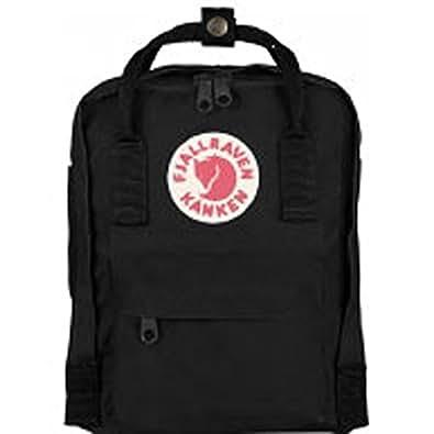 (フェールラーベン) FJALL RAVEN カンケン バッグ 7L カンケン ミニ リュック kanken mini bag バックパック リュック レディース ナップサック 通学 子供用 キッズ ナップサック 7L (Black) 並行輸入品