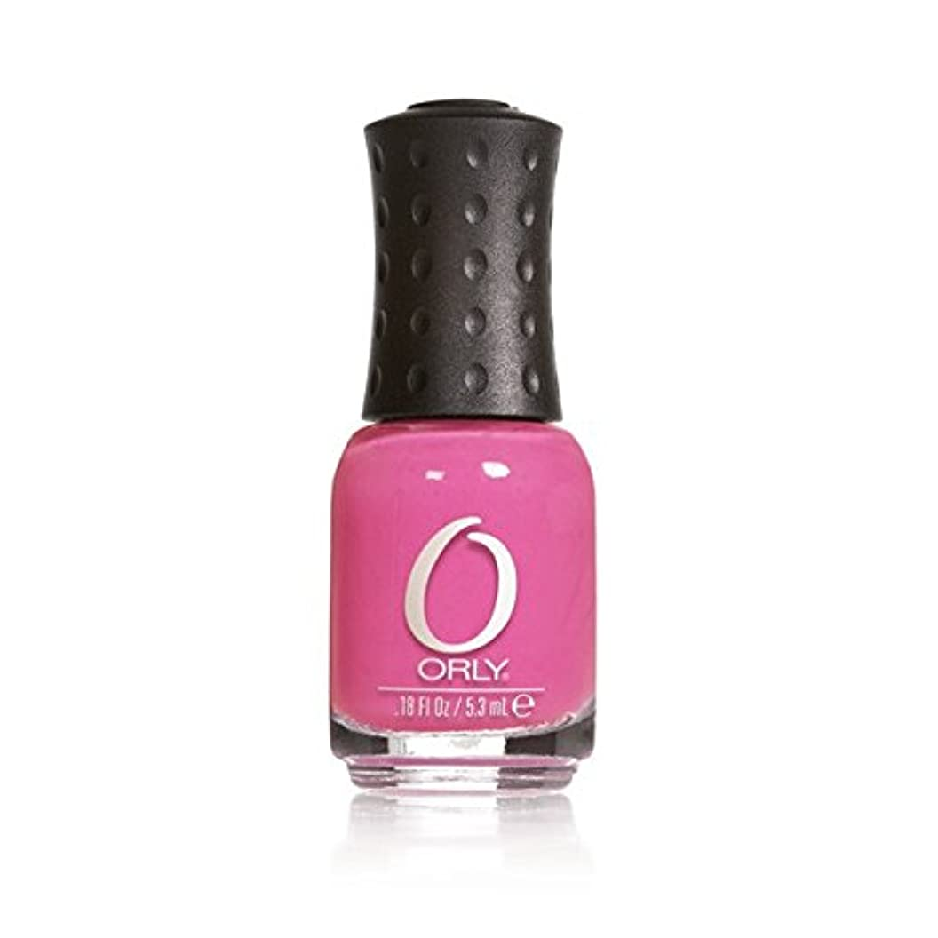 憤る香水不注意ORLY(オーリー)ネイルラッカーミニ 5.3ml ファンシーフューシャ#48717