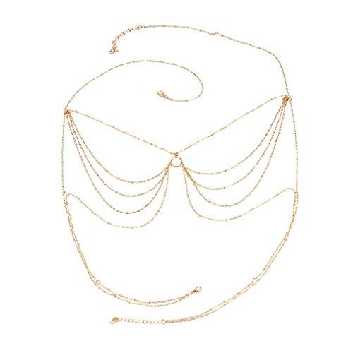 [해외](워 2U) Woo2u 섹시 바디 액세서리 베리 체인 바디 피어싱 바디 피어싱 바디 체인 허리 보석 체인 벨트 파티 그녀 생일 선물/(W 2U) Woo2u Sexy Body Accessories Berry Chain Body Earrings Body Piercing Body Chain West Jewelry Chain Belt Part...