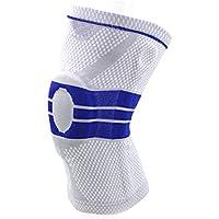 Noloo 膝サポーター 伸縮性 保温性 通気性 登山 ランニング膝バンド  関節靭帯保護  バスケット アウトドアスポーツ 男女兼用
