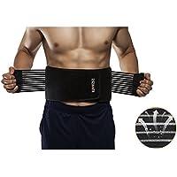 腰痛ベルト 腰サポーター 固定ベルト トレーニングベルト 固定力抜群 メッシュ素材 男女兼用 ZSZBACE