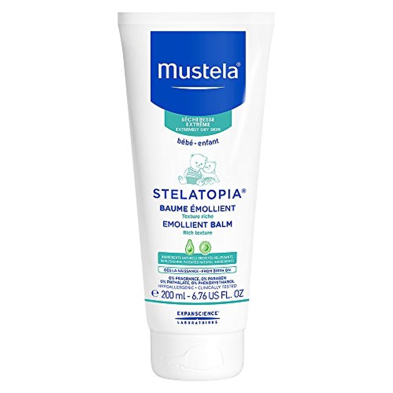 電気スティーブンソンページェントMustela - Stelatopia Emollient Balm (6.76 oz.)