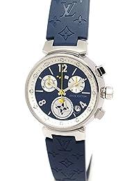 3d1089658ca6 [ルイヴィトン]LOUIS VUITTON 腕時計 タンブールラブリーカップMM Q132D0 クロノグラフ レディース 中古 [並行輸入品] ...