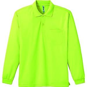 [グリマー]4.4オンス ドライ長袖ポロシャツ...の関連商品5