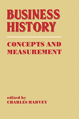 Business History (English Edition)
