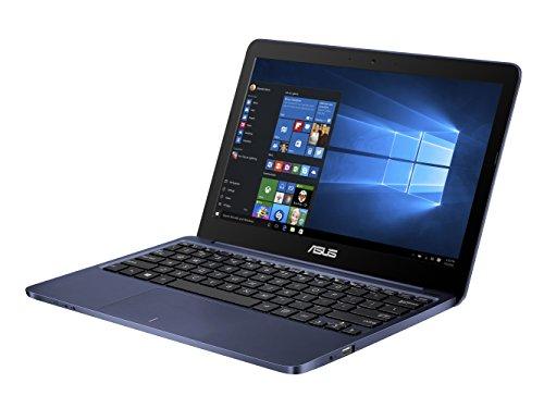ASUS VivoBook 11.6インチ ダークブルー E200HA【日本正規代理店品】(インテル Atom x5-Z8350/4G/eMMC 32GB/Win10)E200HA-8350B/A