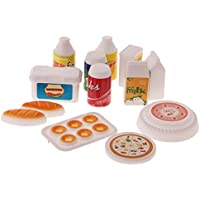 KESOTO 約12本入り  人形の家  ミニ  ジュース ミルク 飲料  食品 セット  バービー人形対応 装飾