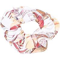 Rip Curl Leilani Wave Scrunchie White