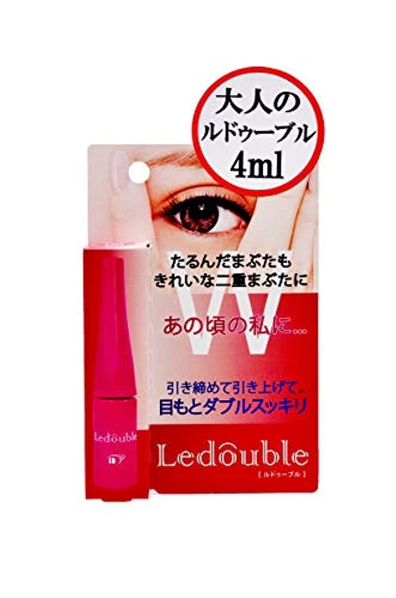 衝突コース幻想傾いた大人のLedouble [大人のルドゥーブル] 二重まぶた化粧品 (4mL)