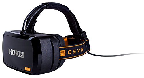 Razer OSVR HDK2[PC向けVRHMD] - Open Source Head-mounted Display for OSVR - Works with SteamVR and OSVR Experiences【並行輸入品】