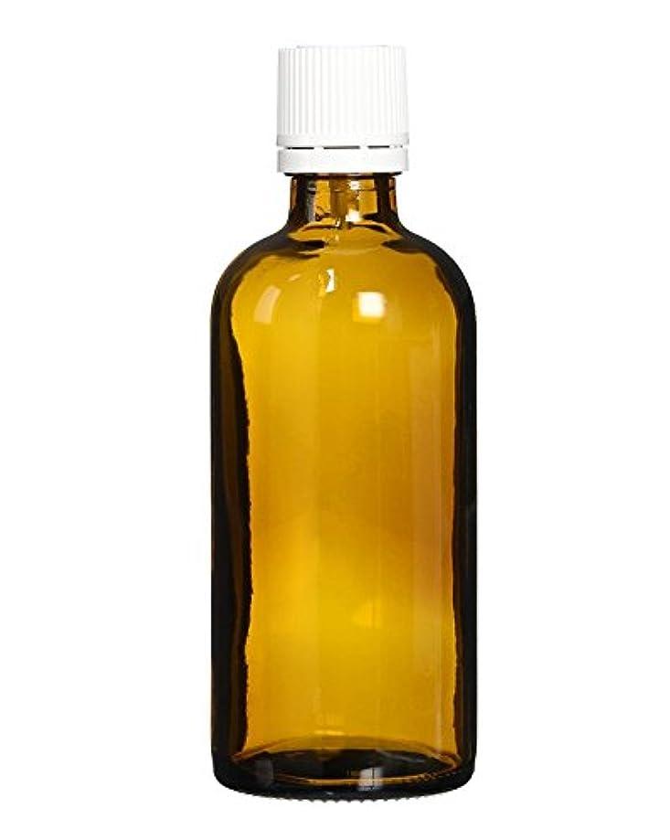 累積ボトルネック会議ease 遮光ビン 茶色 (高粘度用) 100ml(国産) ×10本