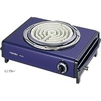 TOSHIBA 電気こんろ ブルー HP-635(L)