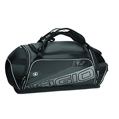 Ogio 9.0 Endurance Kit Bag - Black/Silver by Ogio