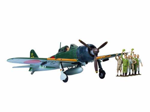 1/48 傑作機 No.27 1/48 日本海軍 零式艦上戦闘機 52丙型 61027