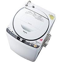 Panasonic 洗濯乾燥機 8kg ホワイト NA-FR80H7-W