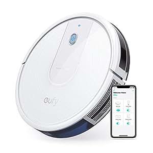 Eufy RoboVac 15C(ロボット掃除機 by Anker)【BoostIQ搭載 / Wi-Fi対応 / 超薄型 / 1300Paの強力吸引 / 静音設計 / 自動充電】
