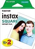 FUJIFILM スクエアフォーマットフィルム instax SQUARE INSTAX SQUARE WW 2 画像