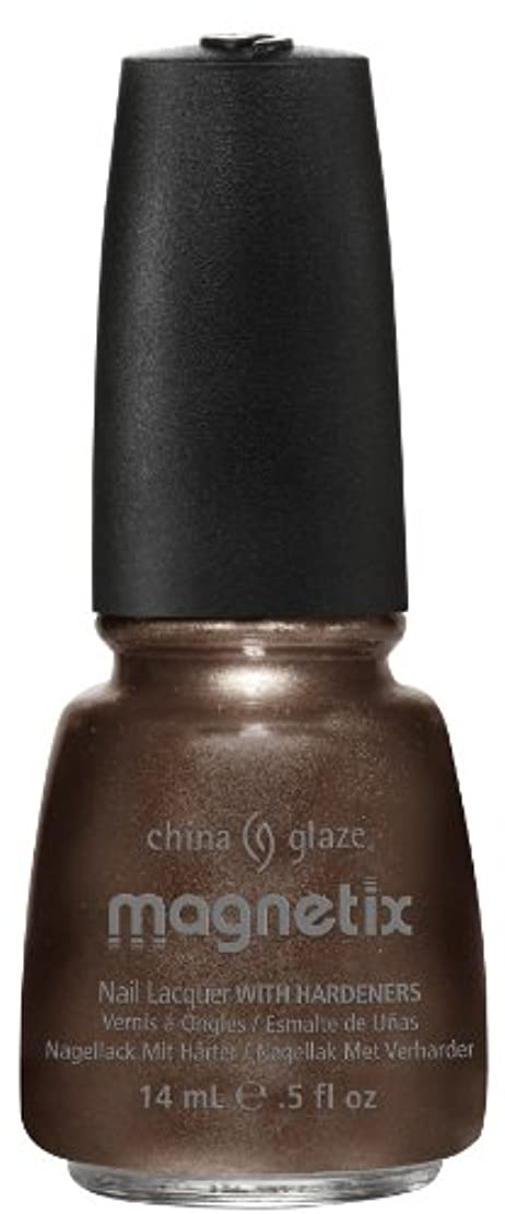 まあ型有限CHINA GLAZE Magnetix - You Move Me (並行輸入品)