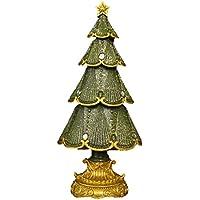 クリスマス 【クリスマスツリー オブジェ グリーン Lサイズ】 54102XT