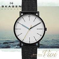 (スカーゲン) SKAGEN シグネチャー 腕時計 #SKW6376 並行輸入品