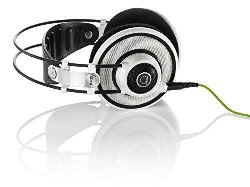 AKG Q701 オープン型ヘッドホン リファレンスクラス ホワイト Q701WHT 【国内正規品】
