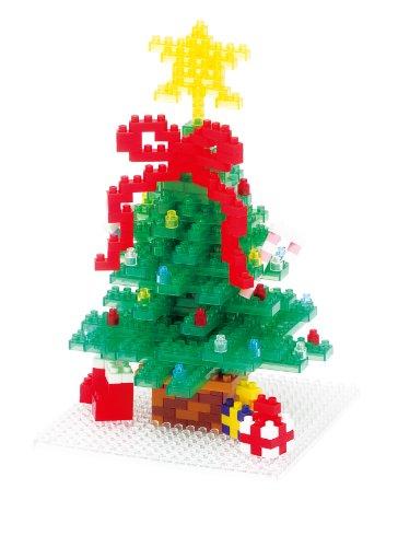 ナノブロック 大きなクリスマスツリー 2013 NBH-058
