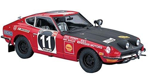 ハセガワ 1/24 ダットサン フェアレディ 240Z 1971 サファリラリー ウィナー【HR8】