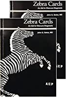 Zebra Cards: An Aid to Obscure Diagnosis (Book & Cards)