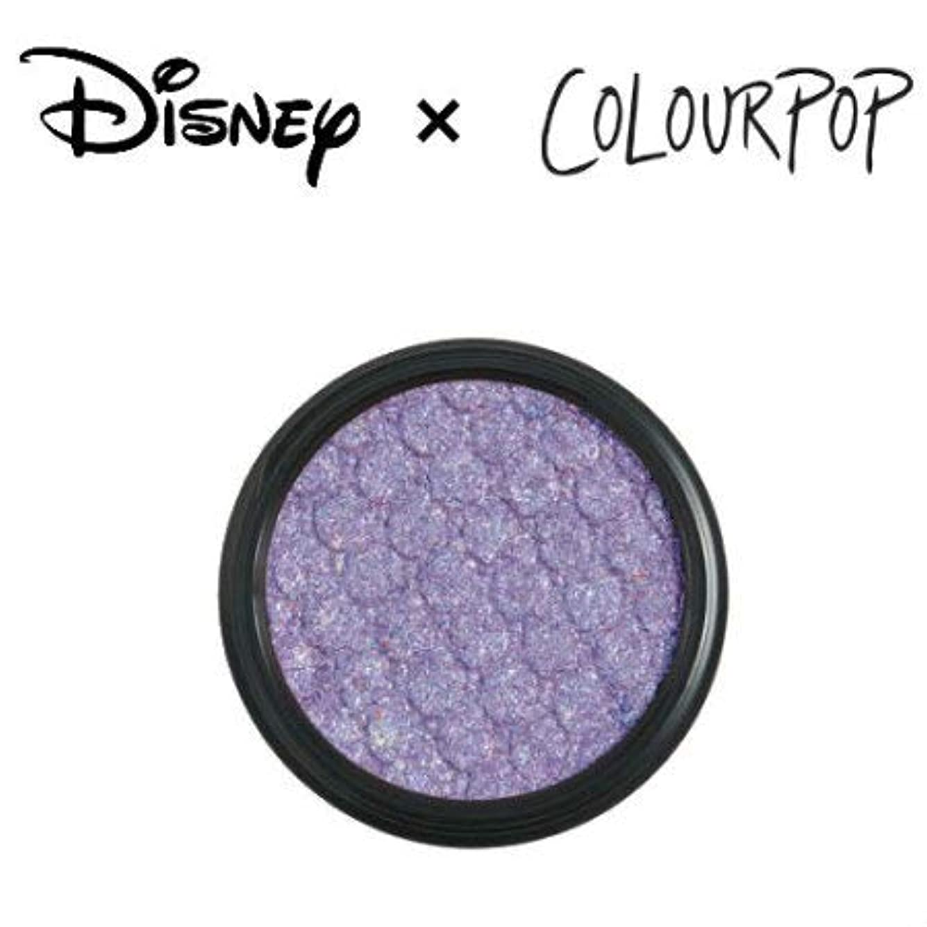 カラーポップ COLOURPOP x DISNEY ディズニー プリンセス アイシャドウ A WHOLE NEW WORLD(アイシーラベンダー)