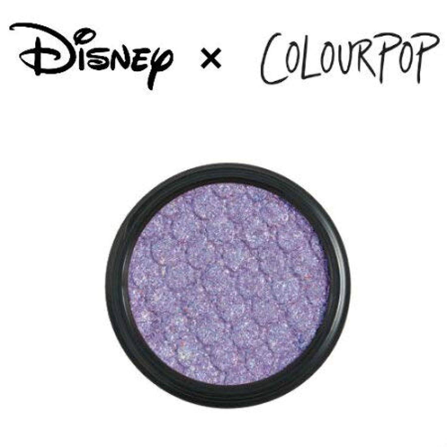 計算可能ゴシップ透けるカラーポップ COLOURPOP x DISNEY ディズニー プリンセス アイシャドウ A WHOLE NEW WORLD(アイシーラベンダー)