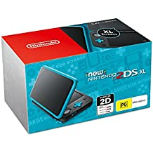 Nintendo New 2DS XL Console Black