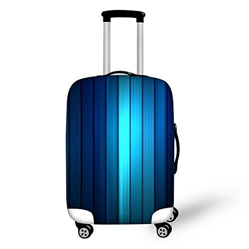 Bigcardesigns スーツケースカバー 伸縮素材 スピーカ オーディオ S/M/Lサイズ
