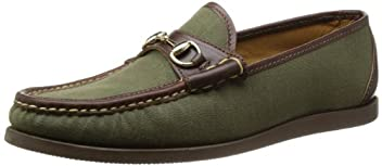 Garland 7632: Olive Waxed Canvas / Brown