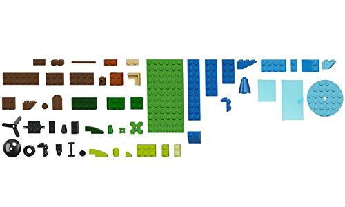 『レゴ (LEGO) クラシック 黄色のアイデアボックス<ベーシック> 10692』の3枚目の画像